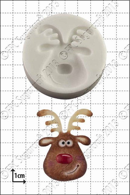 FPC Reindeer Head Mould