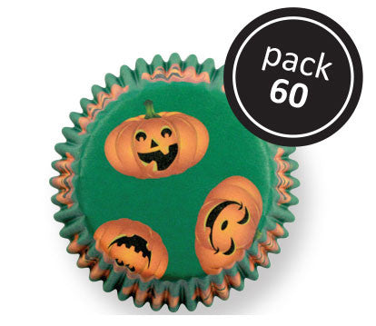 Pumpkin Pals Cupcake Cases