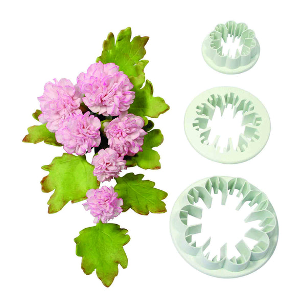 PME Carnation Cutter Set