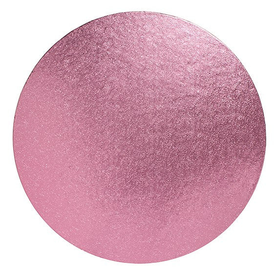 14'' (355mm) Cake Board Round Light Pink