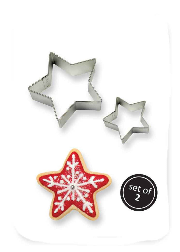 Set of 2 Star Cutters