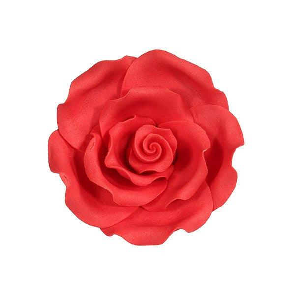 Soft Sugar Rose Red 63mm