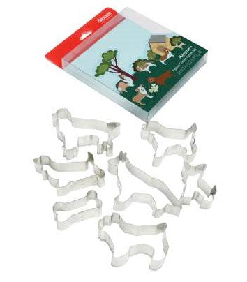 Dexam Cookie Cutter Set - Puppy Love