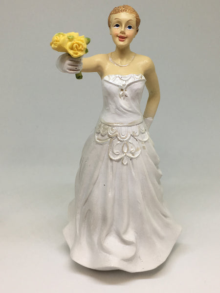 Dancing Bride Figurine