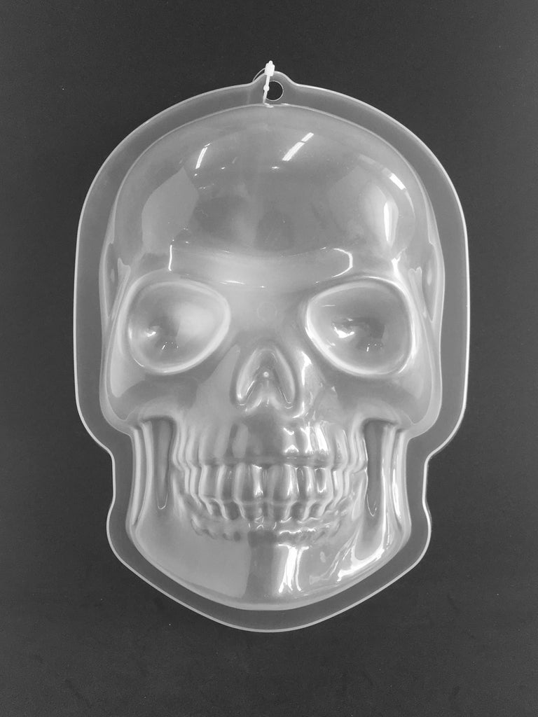 Spookily Does It Skull Shaped Jelly Mould