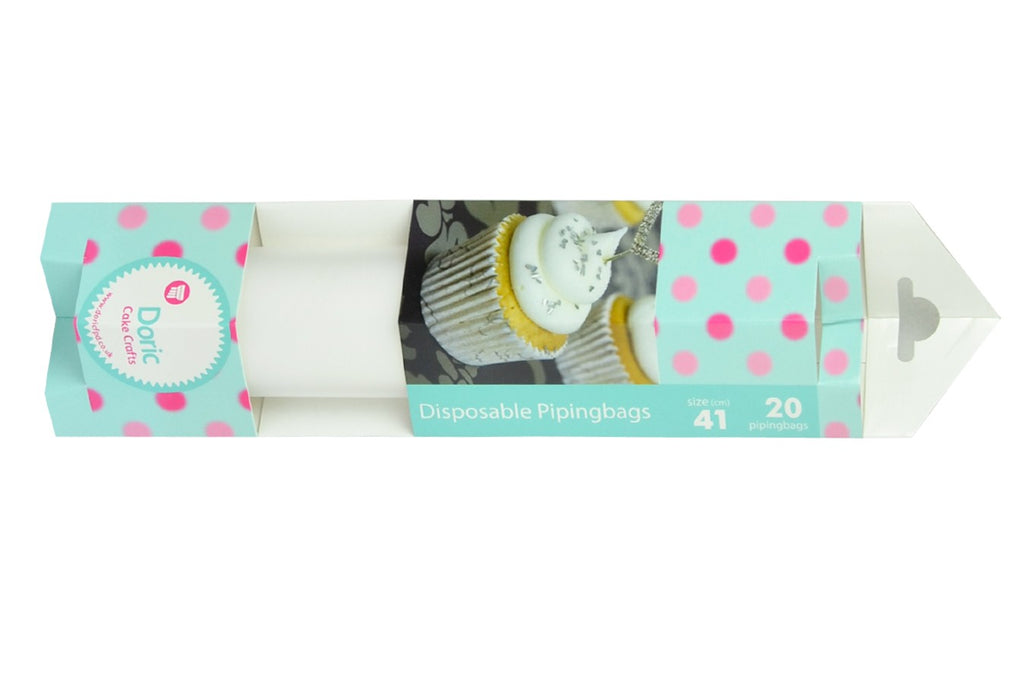 Disposable Plastic Icing Bags