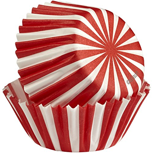 Wilton North Pole Mini Cupcake Cases