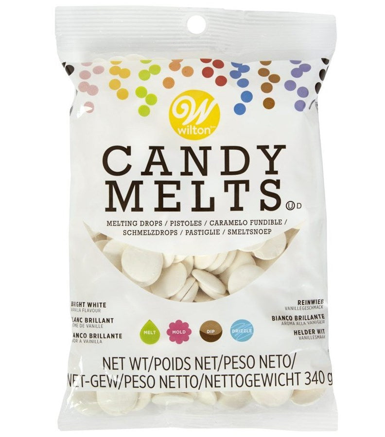 Wilton Candy Melts - Bright White 340g