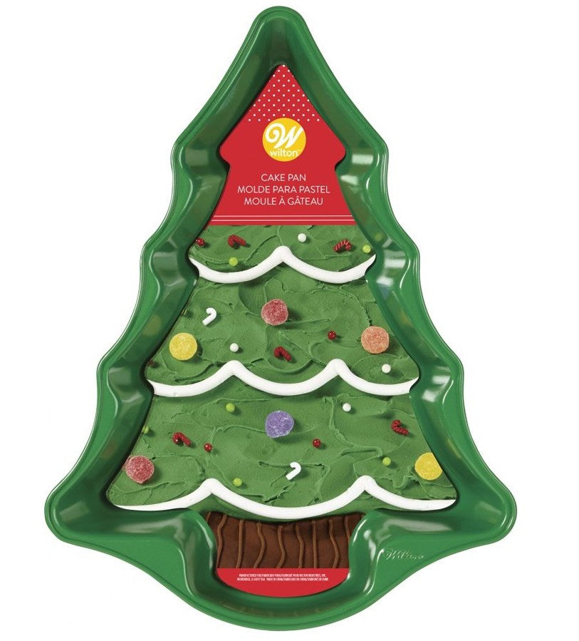 Wilton Christmas Tree Cake Tin