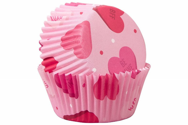 Wilton Hearts Baking Cases