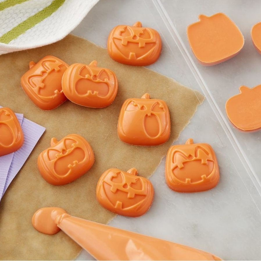 Wilton Pumpkin Chocolate/Candy Mould