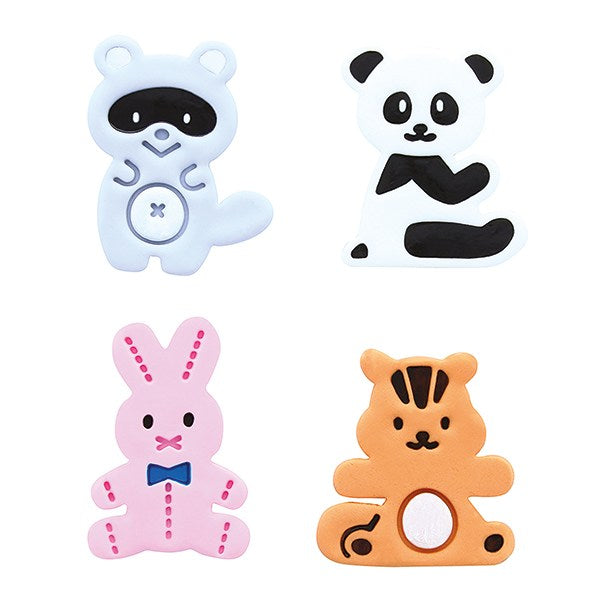 Cake Star Plunger Cutter Cute Animals
