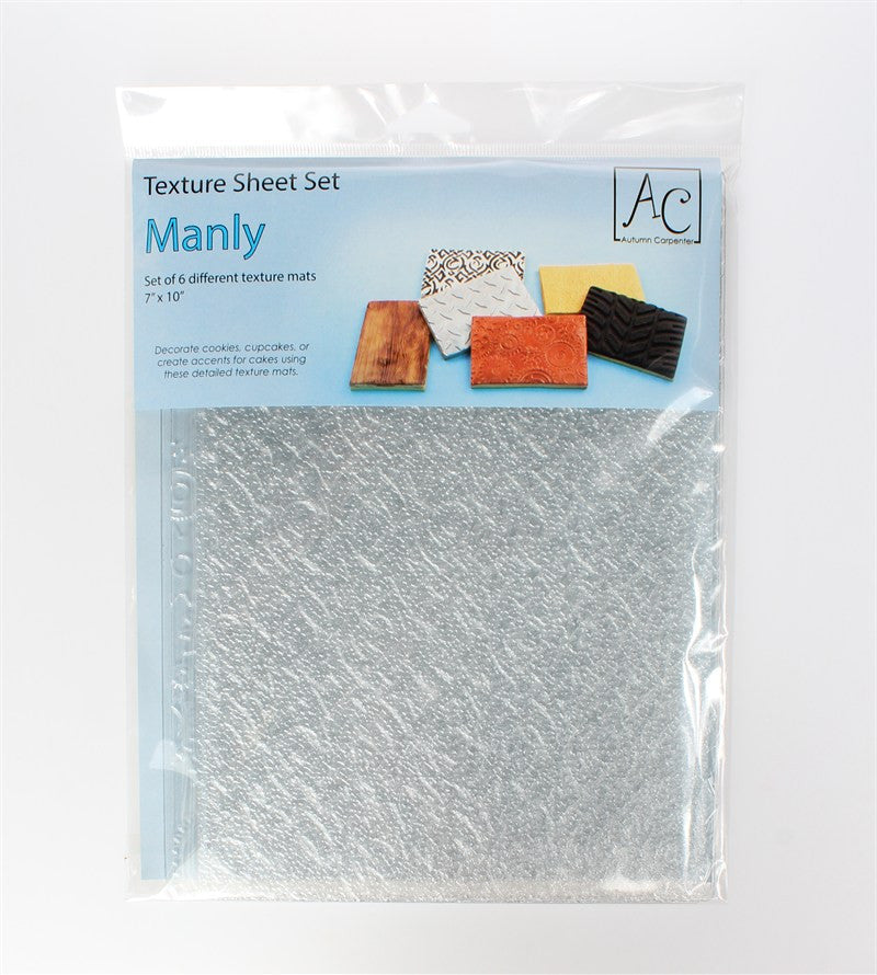 Texture Sheet Set - Manly
