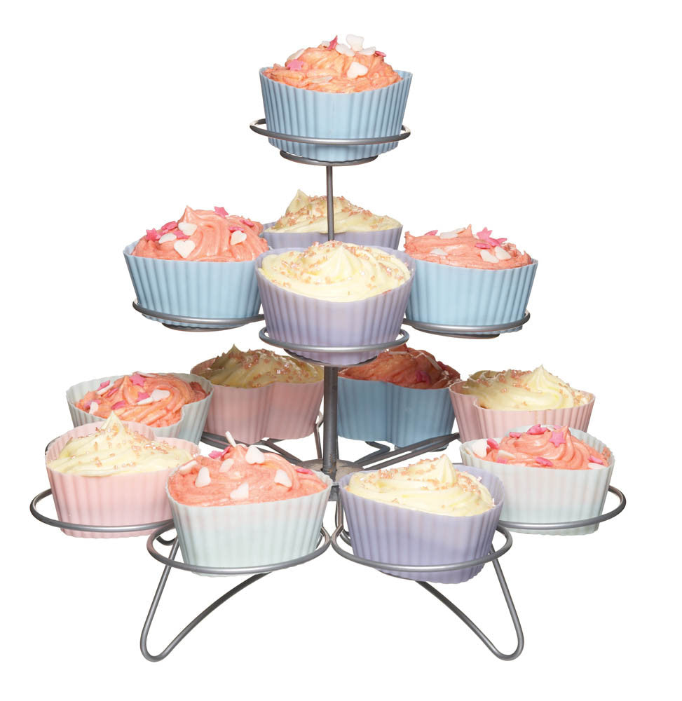 Wire Cupcake Stand - 13 cupcakes