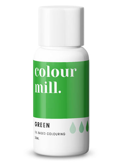 Coloir Mill - Green