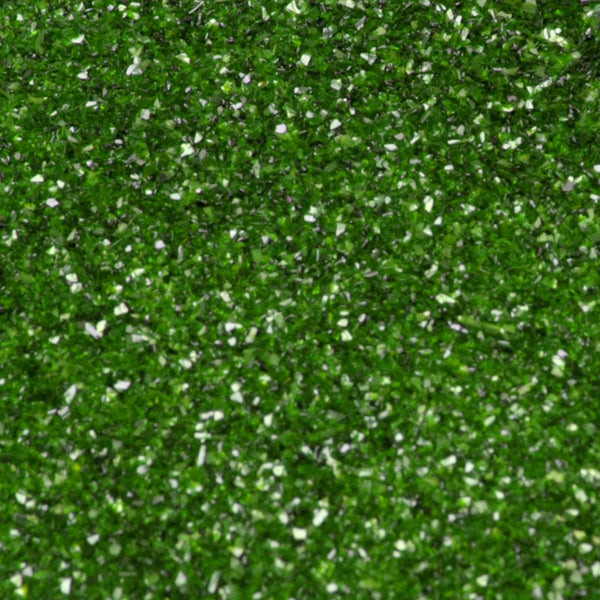 Rainbow Dust Edible Glitter - Holly Green