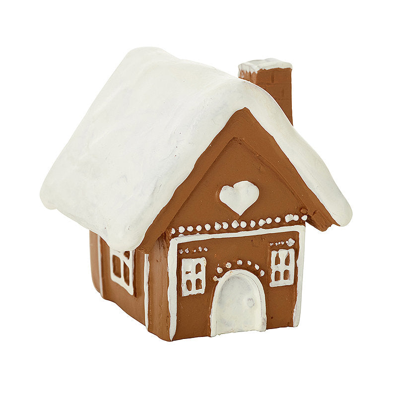 Gingerbread House Resin Cake Topper