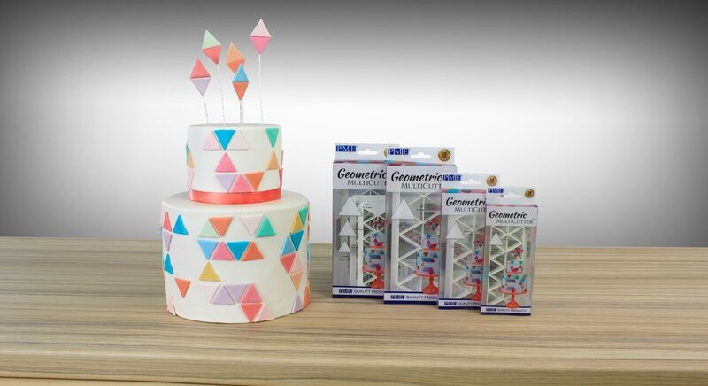 PME Geometric Multicutter Sets - Diamond