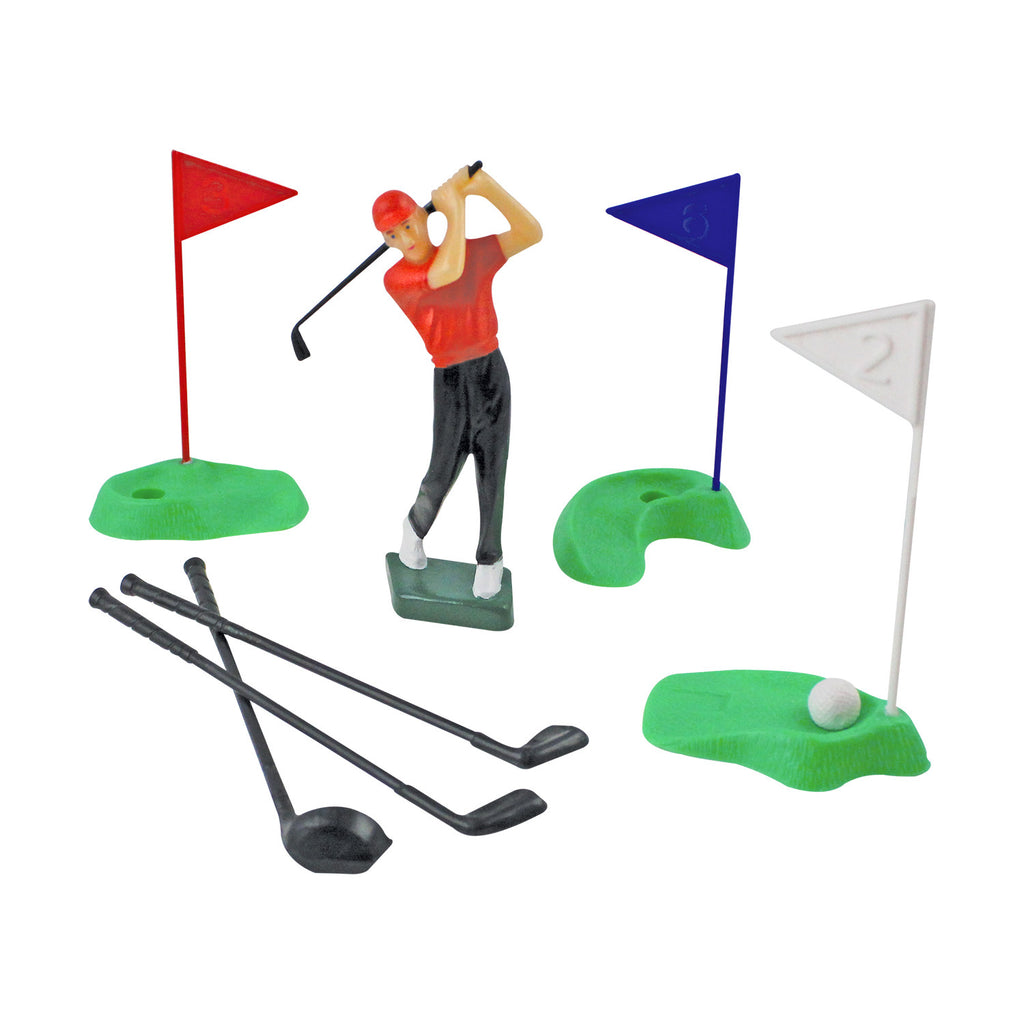 PME Golf Decorations Set