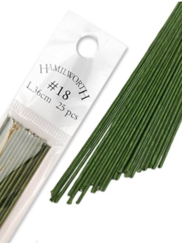 Hamilworth Green Wires 18 Gauge