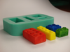 Lego Blocks/ Building Blocks Silicone Mould