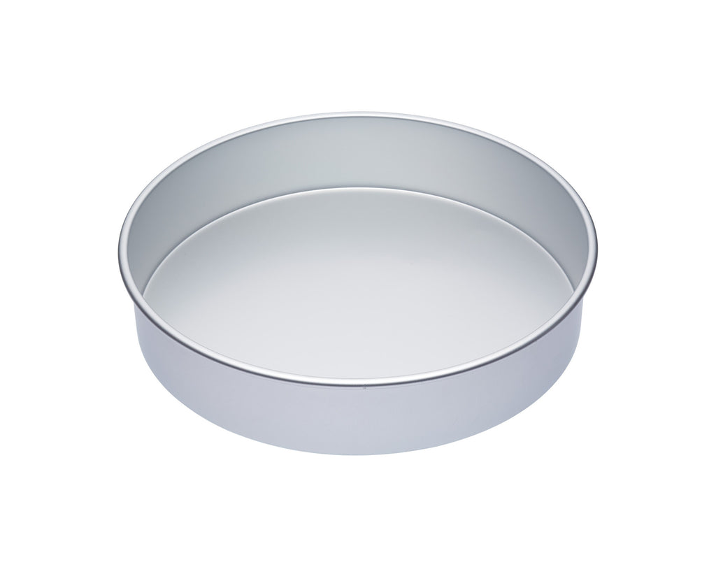 "Master Class Silver Anodised 12""/30cm Deep Cake Pan"