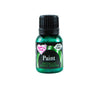 Rainbow Dust Metallic Food Paint - Metallic Holly Green 25ml