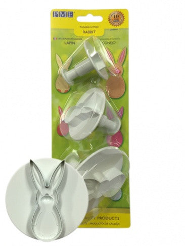 PME Rabbit Plunger Cutter Set