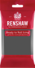 Renshaw Ready to Roll Sugarpaste Grey