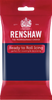 Renshaw Ready to Roll Sugarpaste Navy Blue