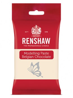 Renshaw Modelling Paste - White Belgian Chocolate 180g