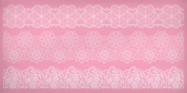 Sweetly Does It Silicone Medium Lace Icing Mat 15