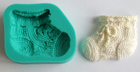 Baby Booties Mould