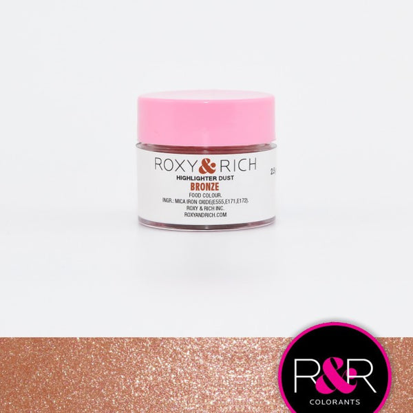 Roxy and Rich Highlighter Dust - Bronze