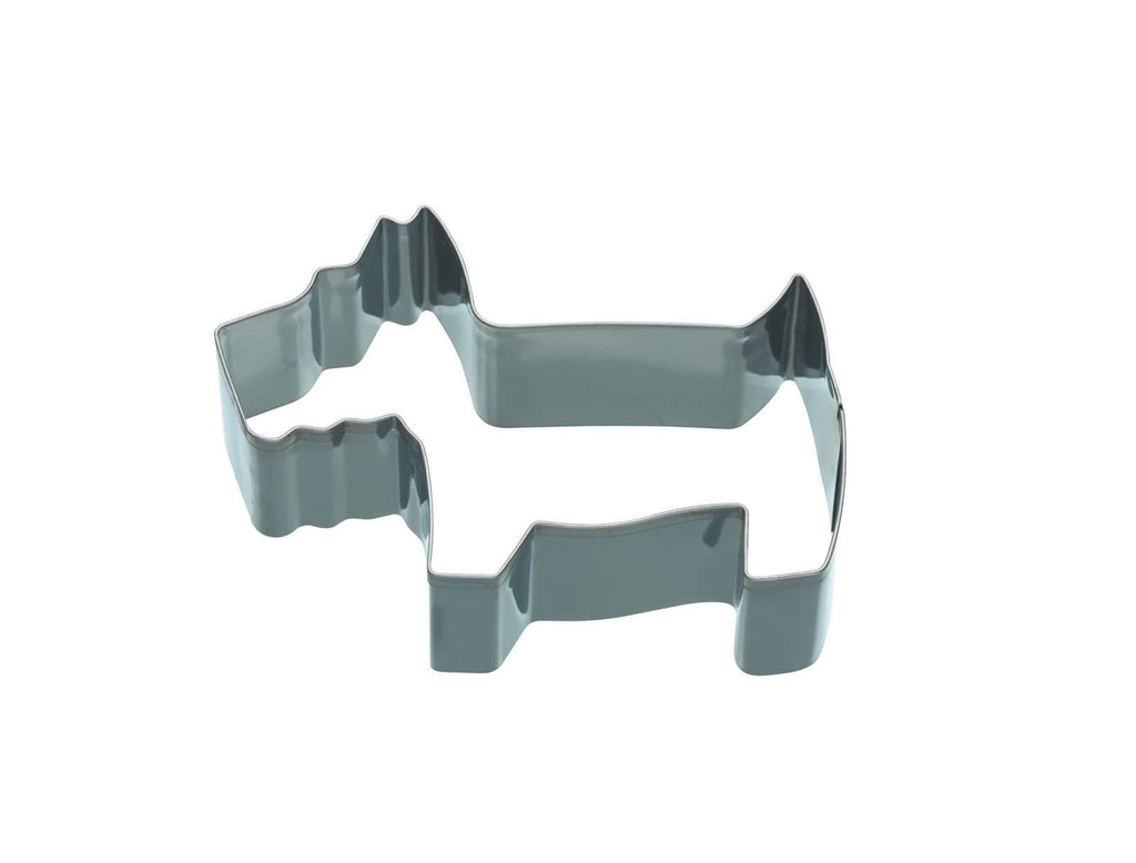 Dog Shaped Cookie Cutter