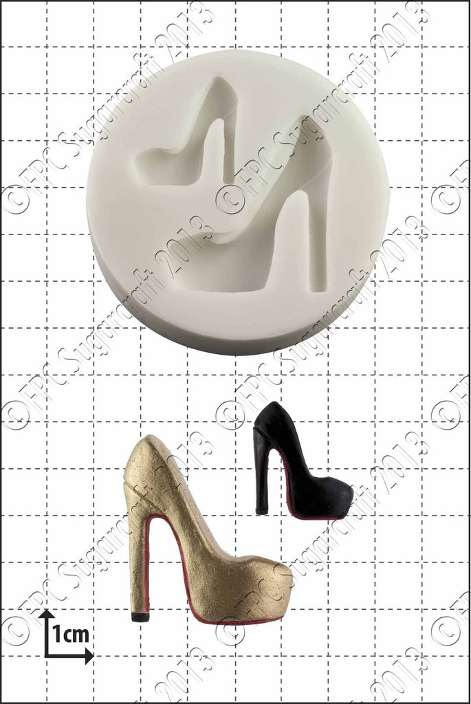 FPC Fashion Shoe 4 Mould