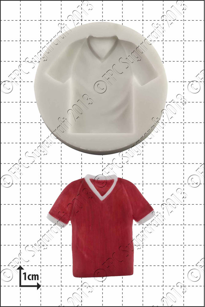 FPC Football Shirt Mould