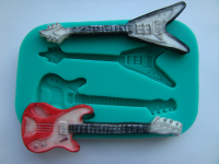 Electric Guitars Mould
