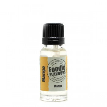 Foodie Flavours Mango Natural Flavouring 15ml