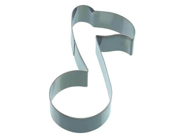 Music Note Shaped Cookie Cutter