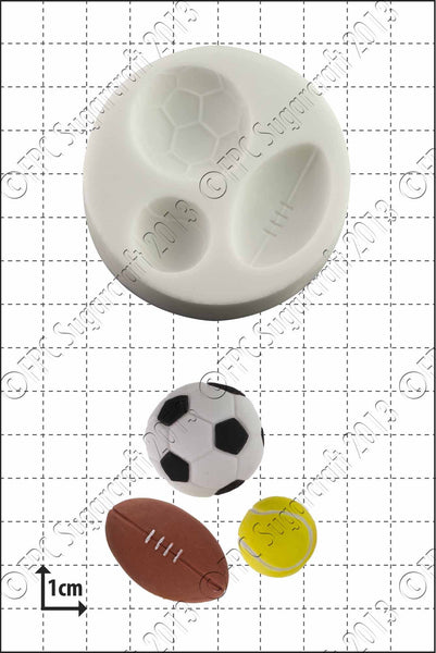 FPC Sports Ball Mould