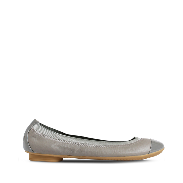 BEGINA BALLERINA LIGHT GREY