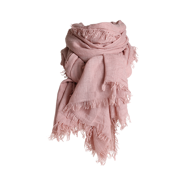 HEMA SCARF DUSTY ROSE