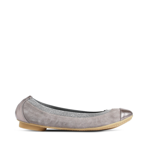 ILA BALLERINA LIGHT GREY