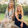 Alice Baskerville and Emily Preston of Yard Family Yard Blankets