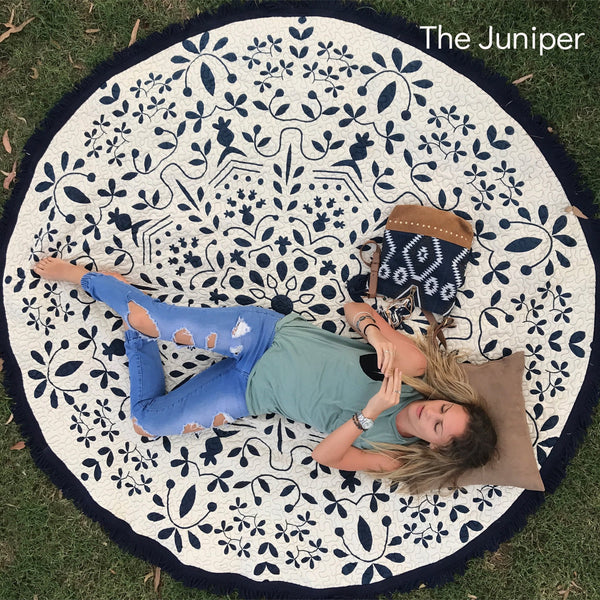 The Juniper Yard Blanket