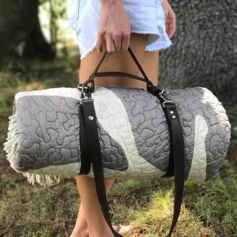 Yard Blanket & Carry Strap COMBO