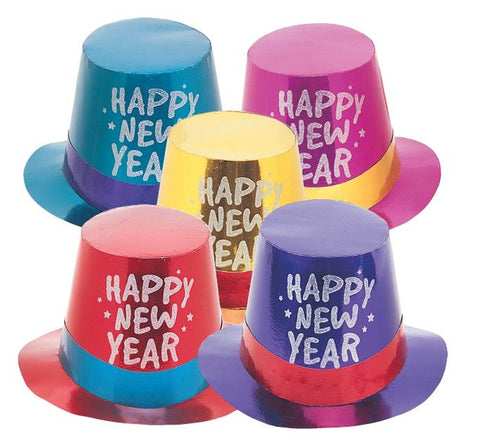 Happy New Year Hatt Ass. - Festbutikken AS