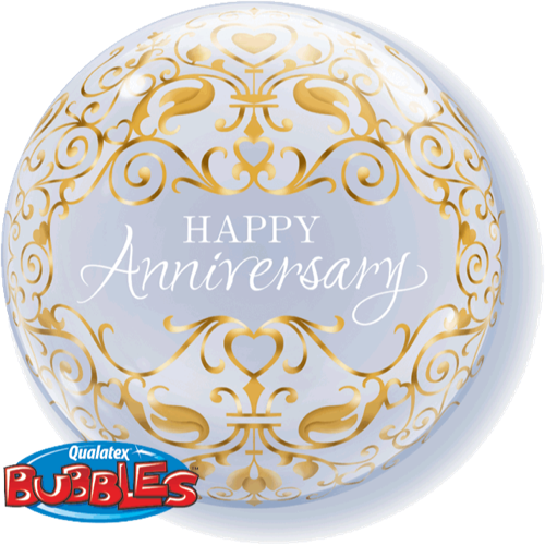 Anniversary Classic 56cm Bubble - Festbutikken AS