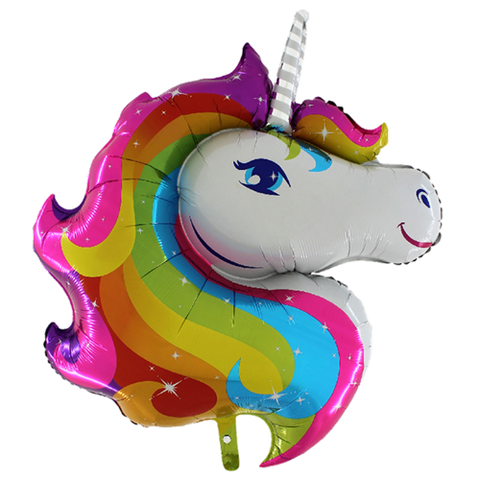 Unicorn Folieballong - Festbutikken AS